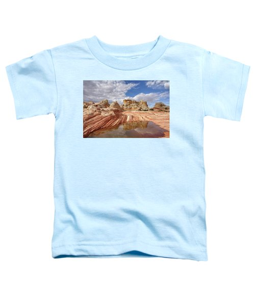 Natural Architecture Toddler T-Shirt
