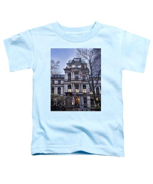 Old City Hall, Boston Toddler T-Shirt