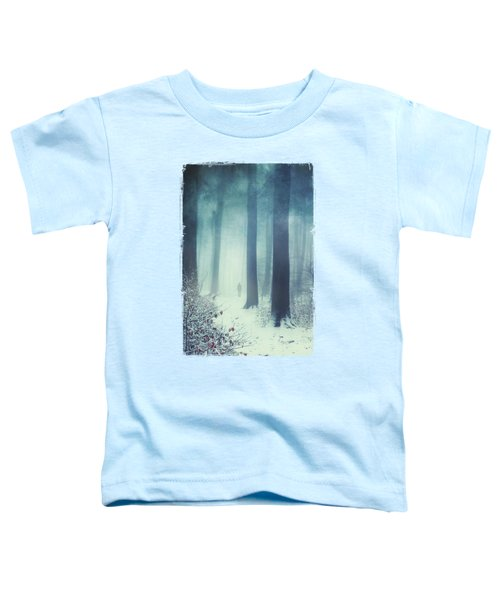 Out In The Cold Toddler T-Shirt