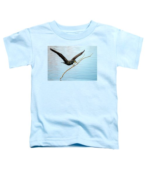Over-achieving Cormorant Toddler T-Shirt