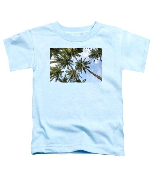 Palms  Beach Toddler T-Shirt