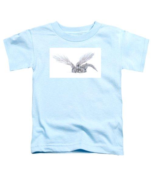 Poetic Love Toddler T-Shirt