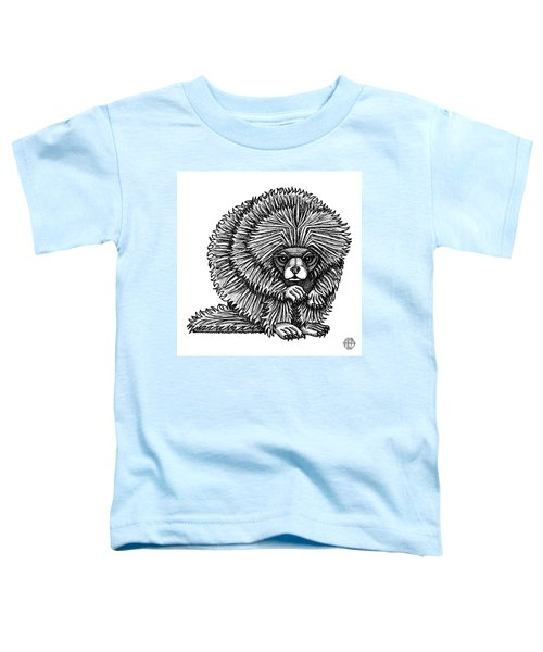 Porcupine Toddler T-Shirt