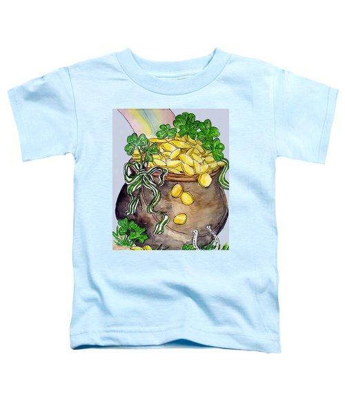 Pot-of-gold Toddler T-Shirt