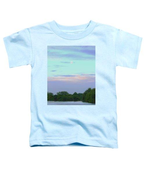 Purple Dawn Toddler T-Shirt