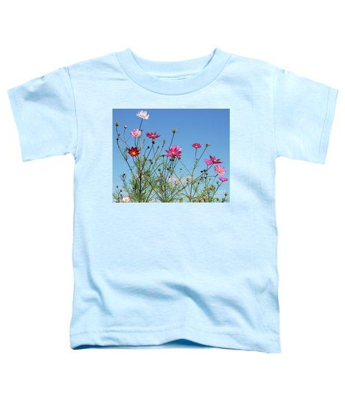 Reach For The Cosmos Toddler T-Shirt