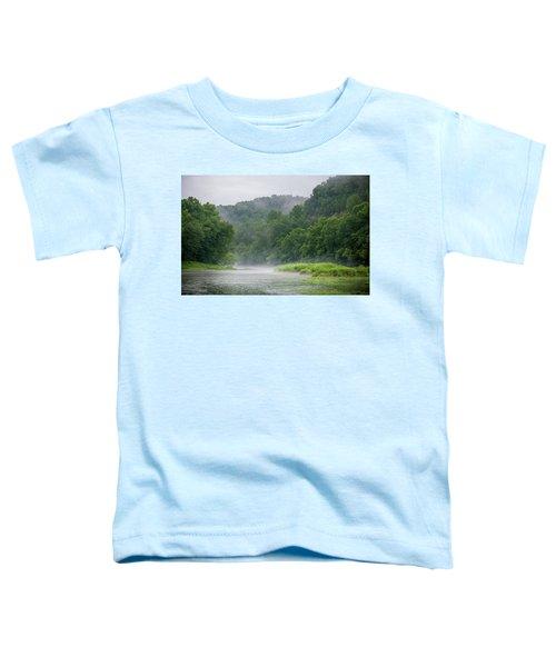 River Mist Toddler T-Shirt