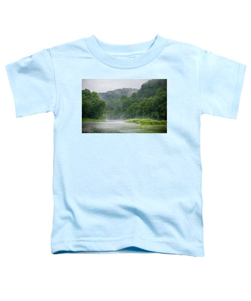 River Mist Toddler T-Shirt