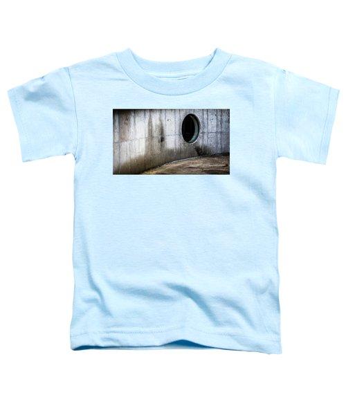 Round Window Toddler T-Shirt