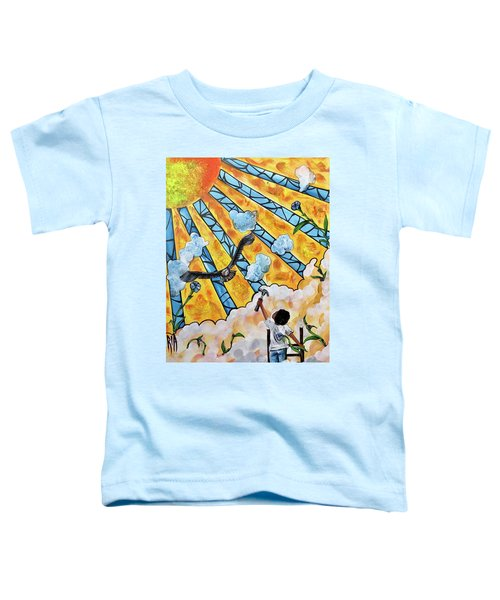 Shattered Skies Toddler T-Shirt