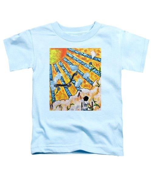 Shattered Skies Toddler T-Shirt