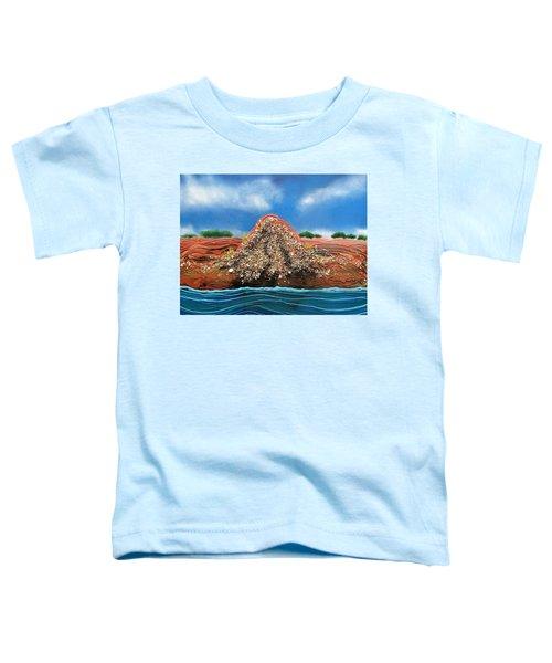 Shell Mound Toddler T-Shirt