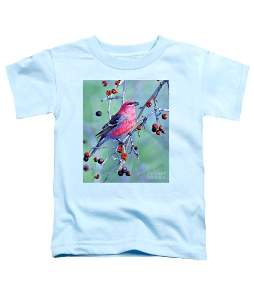 Sitting Pretty Toddler T-Shirt