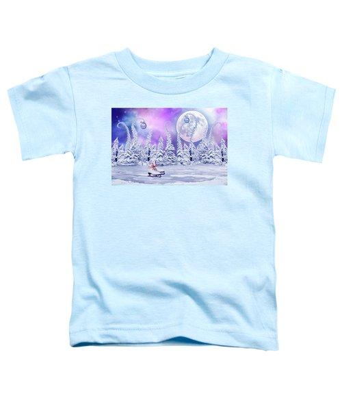 Skating Time Toddler T-Shirt