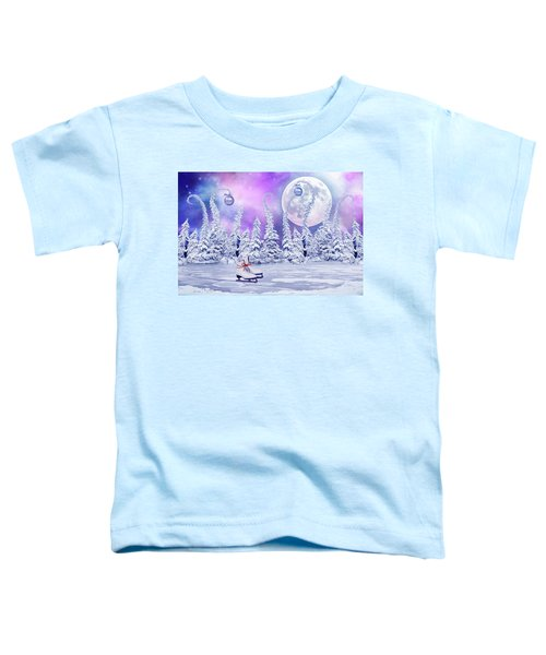 Skating Time Toddler T-Shirt