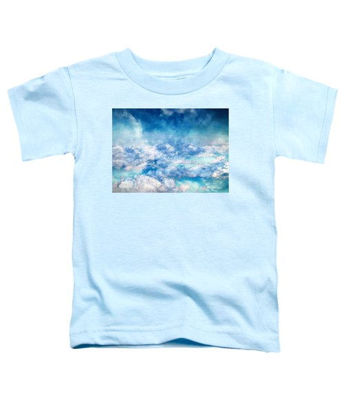 Sky Moods - A View From Above Toddler T-Shirt