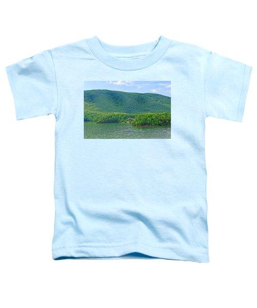 Smith Mountain Lake, Va. Toddler T-Shirt