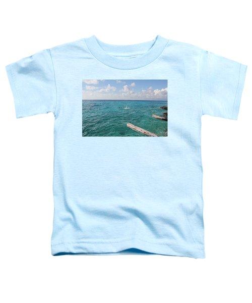 Snorkeling Toddler T-Shirt