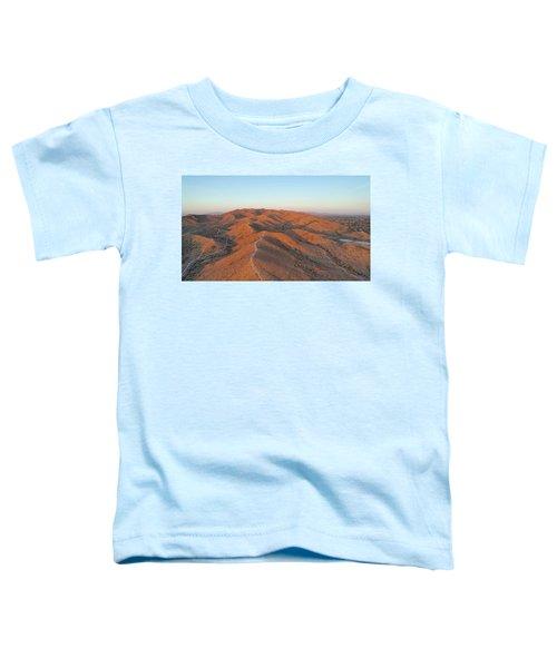 South Mountain Sunrise Toddler T-Shirt