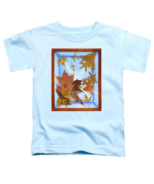 Splattered Leaves Toddler T-Shirt
