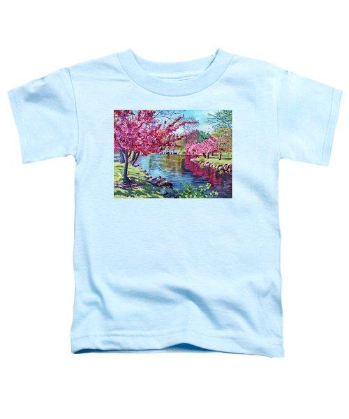 Spring Soliloquy Toddler T-Shirt
