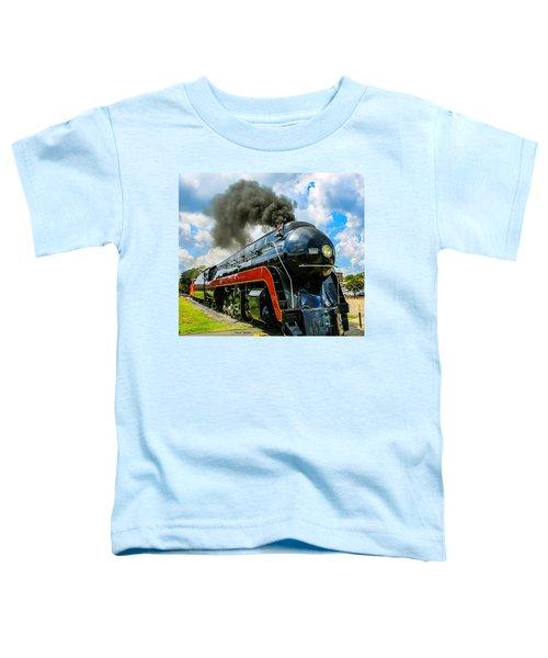 Steam's Up 611 Toddler T-Shirt