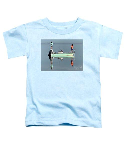 Still Fishing Toddler T-Shirt