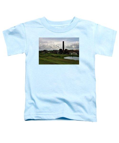 Sugar Factory I, Usine Ste. Madeleine Toddler T-Shirt