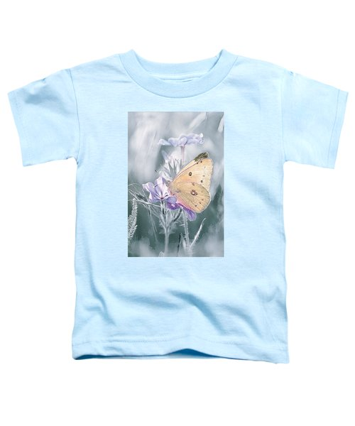 Sulfur Butterfly Toddler T-Shirt