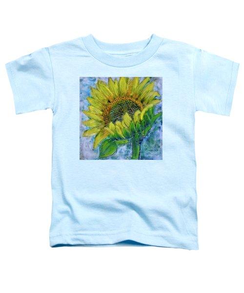 Sunflower Happiness Toddler T-Shirt
