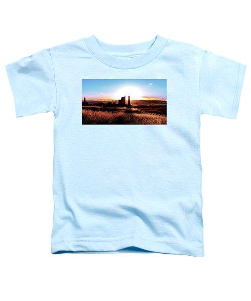 Sunset. Magpie Mine. Toddler T-Shirt