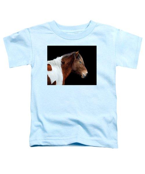 Susi Sole Portrait On Assateague Island Toddler T-Shirt