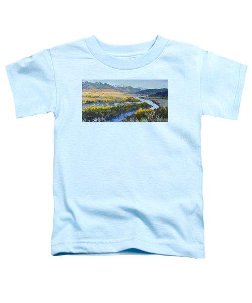 Swan Valley Toddler T-Shirt