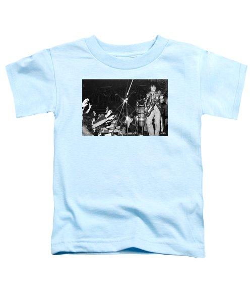 T Rex In Concert        Toddler T-Shirt
