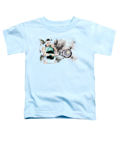 Tennis Anyone? Toddler T-Shirt