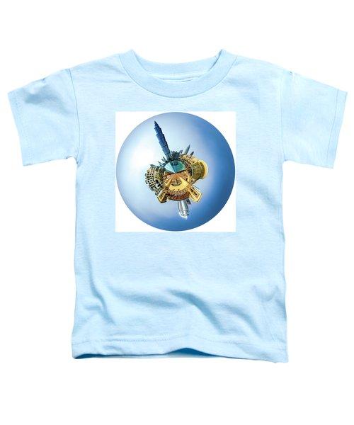 The Amazing Burj Khalifa Toddler T-Shirt