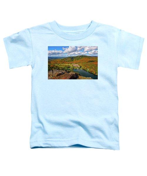 The Balsams Resort Autumn. Toddler T-Shirt