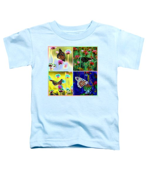 The Butterfly Collection 1. Toddler T-Shirt