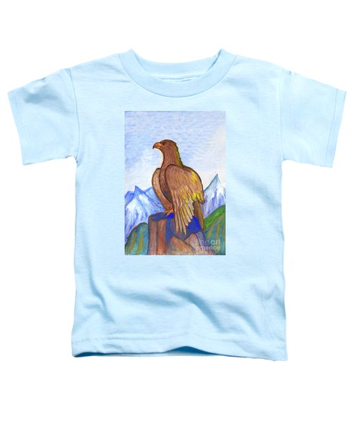 The Eagle Toddler T-Shirt