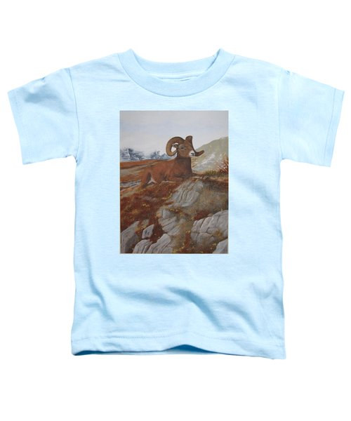 The High Throne Toddler T-Shirt