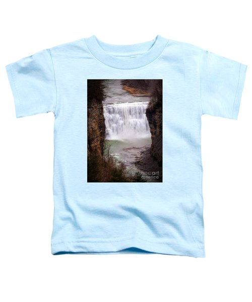 The Middle Falls Toddler T-Shirt