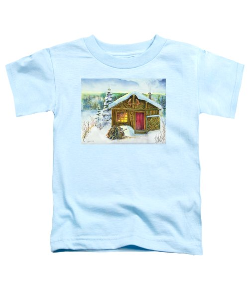 The Shack Toddler T-Shirt