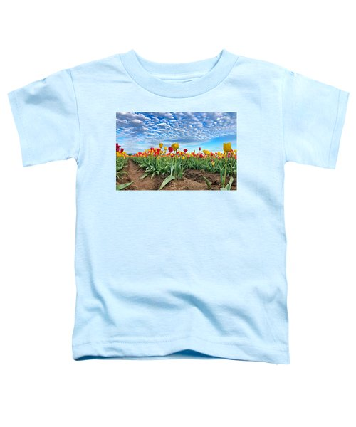 Touch The Sky Toddler T-Shirt