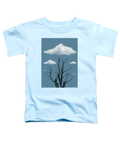 Tree In The Clouds Toddler T-Shirt