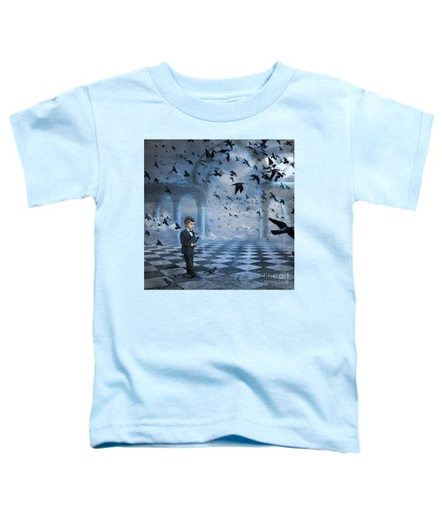 Tristan's Birds Toddler T-Shirt