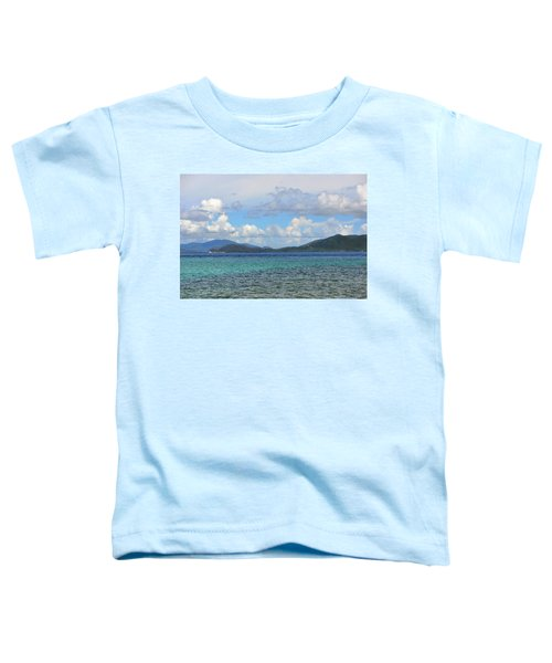 Two Nations Toddler T-Shirt