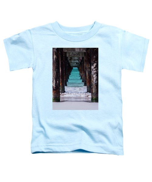 Under The Pier #3 Opf Toddler T-Shirt