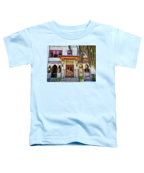 Villa Zorayda Toddler T-Shirt
