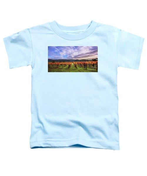 Vineyard Beauty Toddler T-Shirt