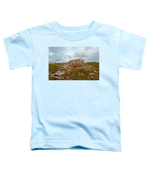 Waiting For A Fair Wind #2 Toddler T-Shirt